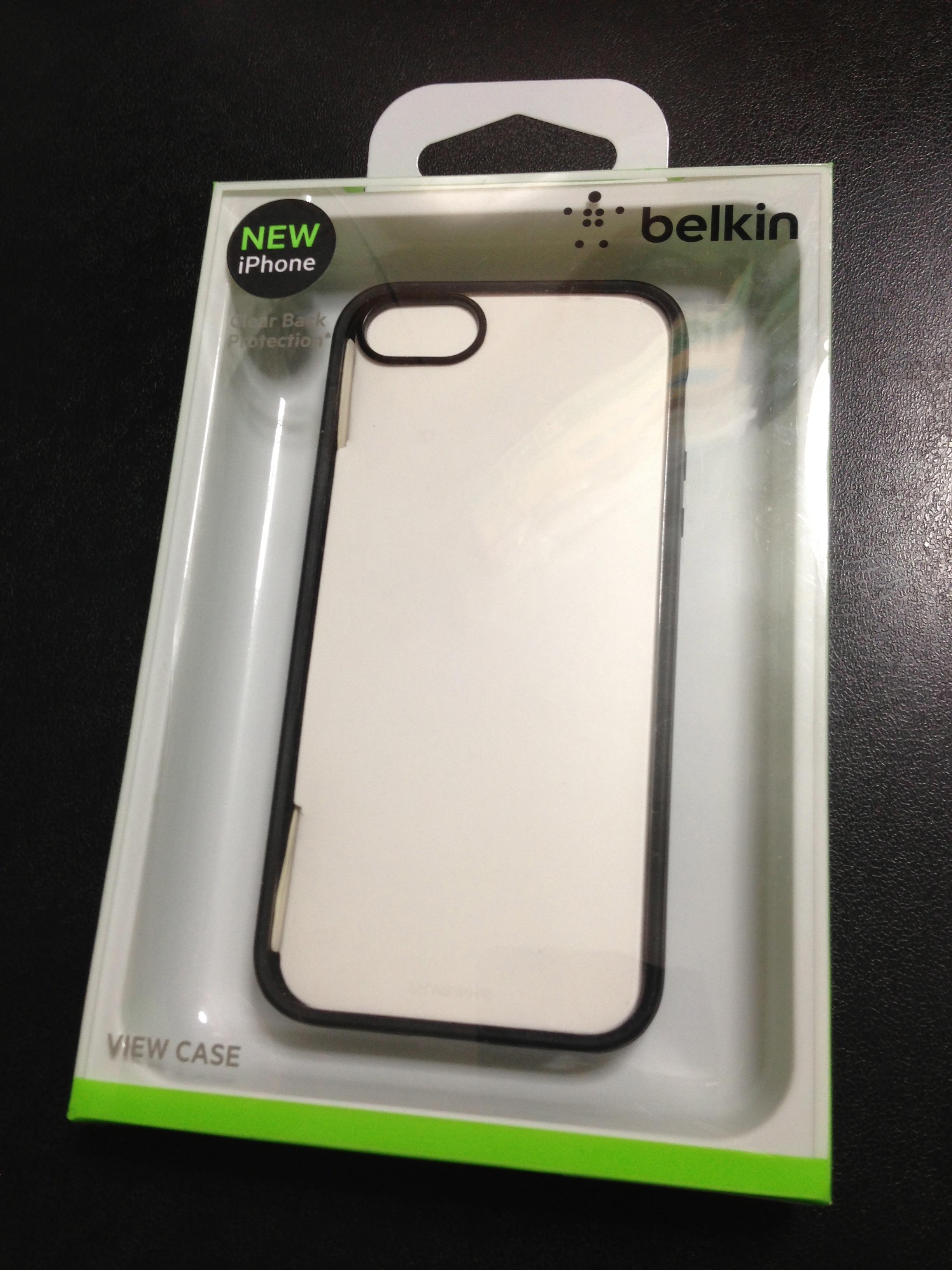 BELKIN ベルキン iPhone 5 用 View ケース ブラック
