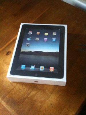 iPad箱