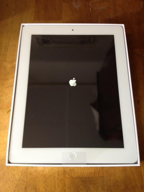 iPad起動