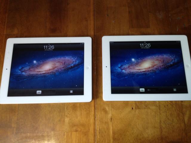 iPad解像度