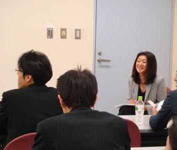 田島弓子さん