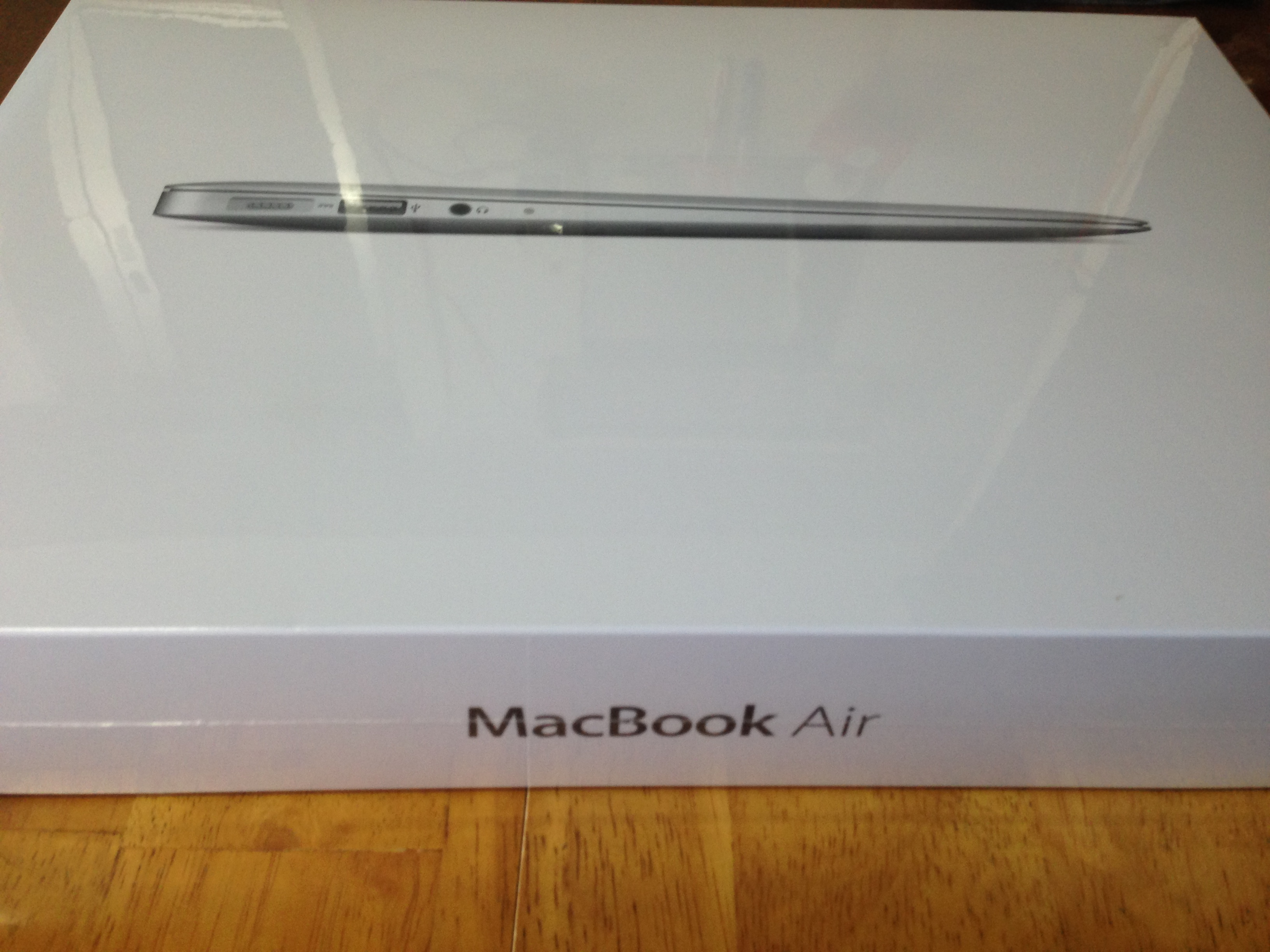 MacBook Air (mid 2012)11インチ MD224J/A