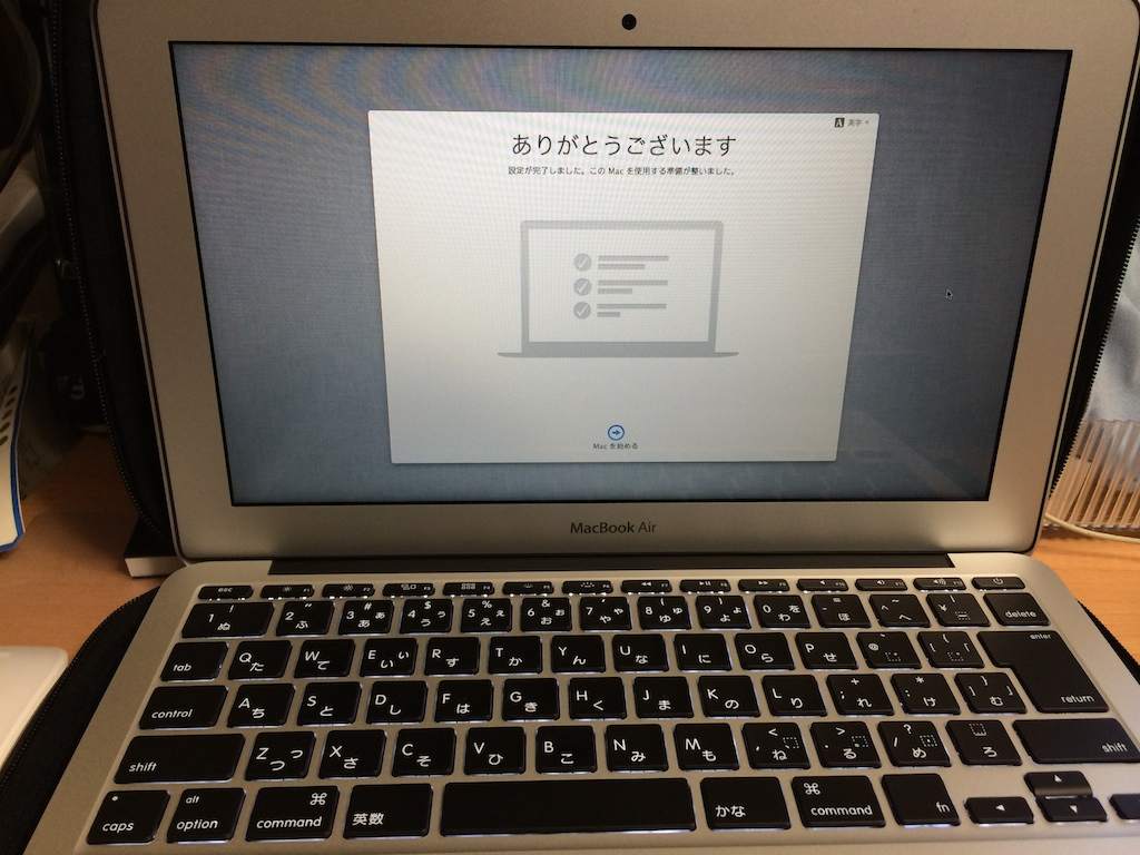 MacBook Air(11-inch, Mid 2013)MD711J/A
